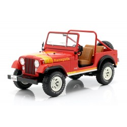 Jeep Wrangler Renegade 1980