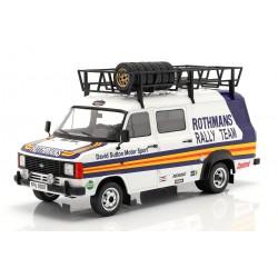 Ford Transit MK2 Rally...
