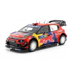 Citroen C3 WRC n.1 S.Ogier...