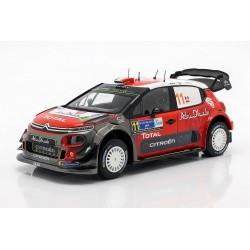 Citroen C3 WRC n.11 S.Loeb...