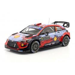 Hyundai i20 WRC n.9 S.Loeb...