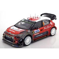 Citroen C3 WRC n.9...