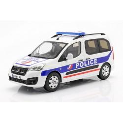 Peugeot Partner Police 2017